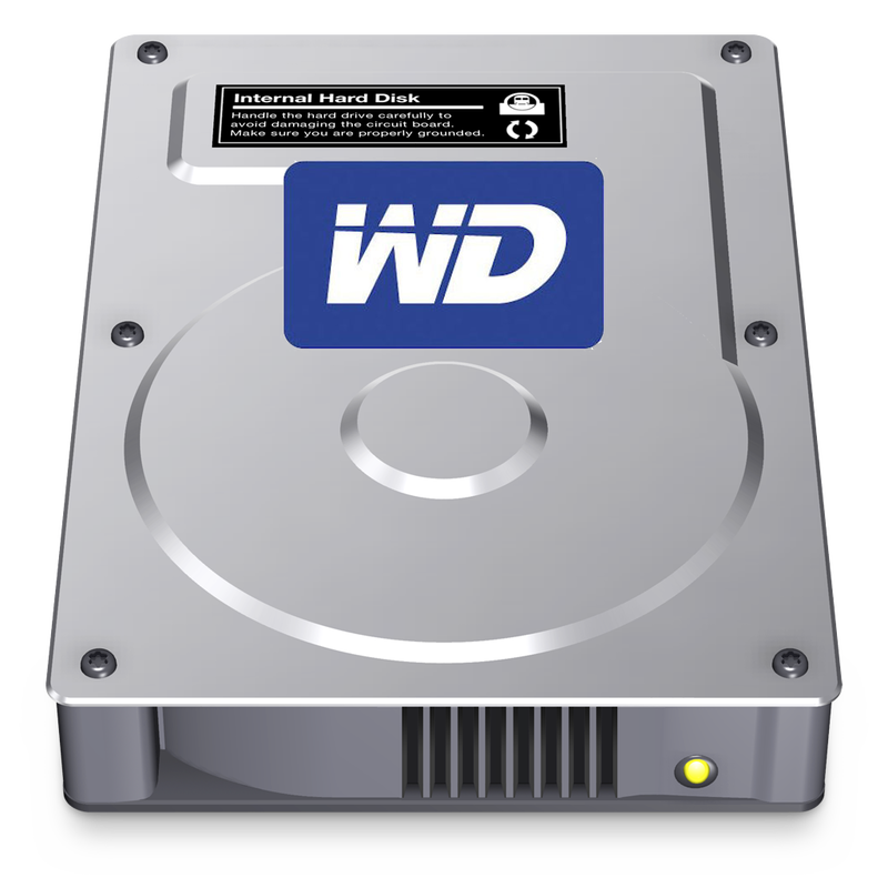 Western Digital for Mac Logo