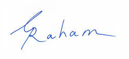 Graham Miranda's Signature
